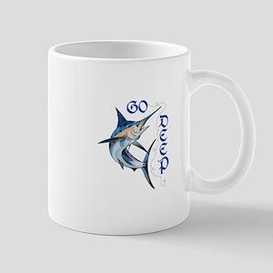 GO DEEP Mugs