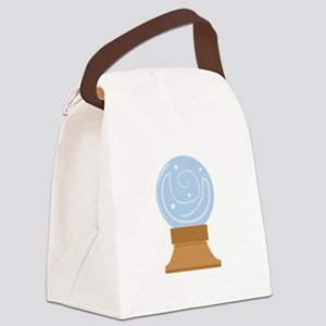 Crystal Ball Canvas Lunch Bag