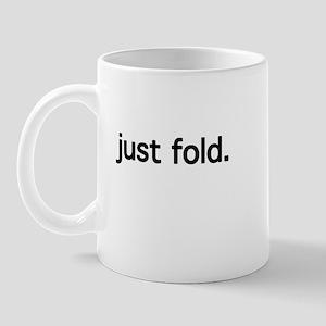 just fold Mug