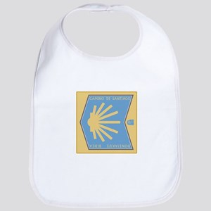 Camino de Santiago Spanish-Basque, Spain Bib