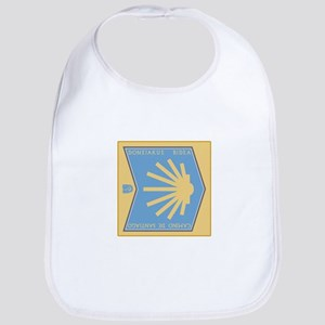 Camino de Santiago Basque-Spanish, Spain Bib