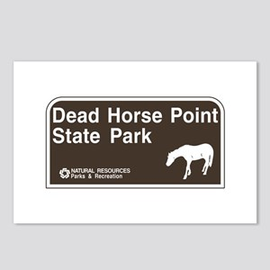 Dead Horse Point State Pa Postcards (Package of 8)