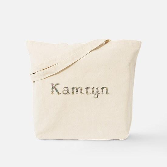 Kamryn Seashells Tote Bag
