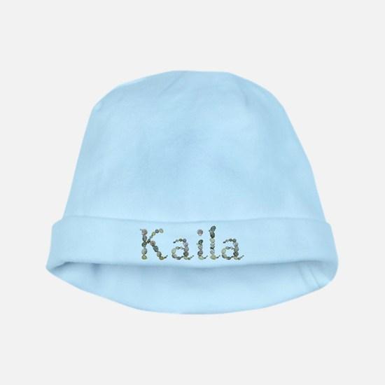 Kaila Seashells baby hat