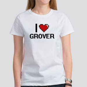 I Love Grover T-Shirt