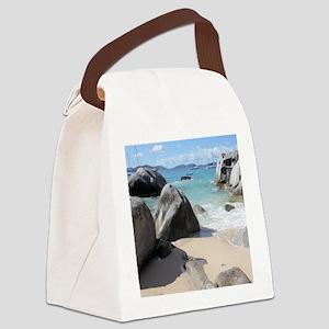 The Baths Canvas Lunch Bag