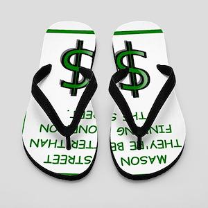 mason Flip Flops