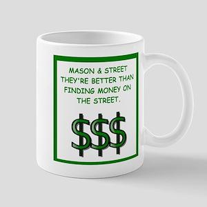 mason Mugs