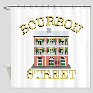 Bourbon Street Shower Curtain