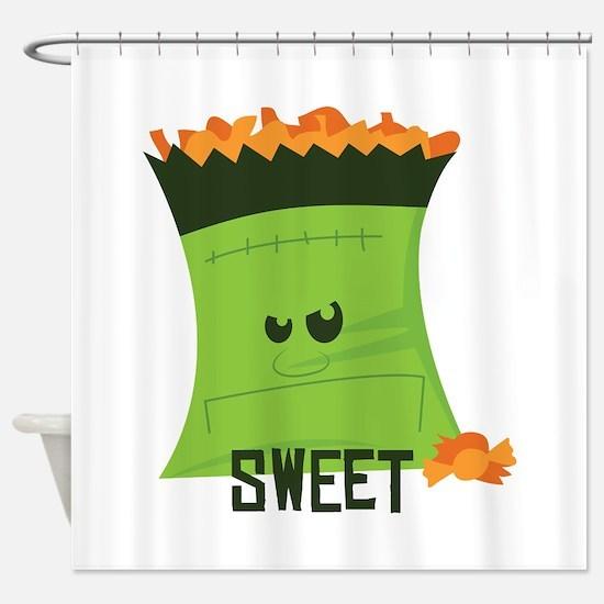 Sweet Bag Shower Curtain