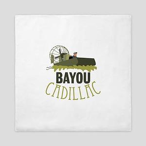 Bayou Cadillac Queen Duvet