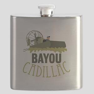 Bayou Cadillac Flask