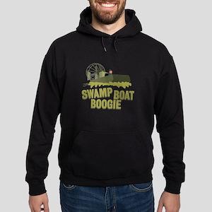 Swamp Boat Boogie Hoodie