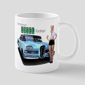 Test Drive an Edsel Today! Mug