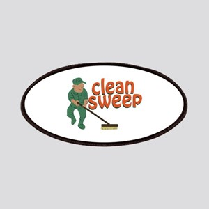 Clean Sweep Patch