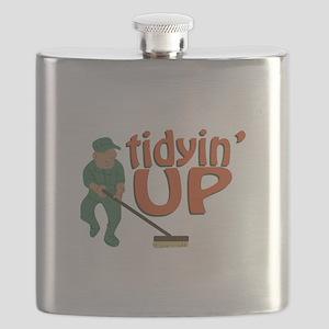 Tidyin Up Flask