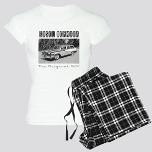 Edsel Bermuda, the Original Women's Light Pajamas
