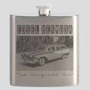 Edsel Bermuda, the Original SUV Flask