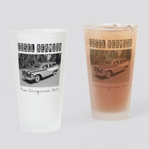 Edsel Bermuda, the Original SUV Drinking Glass