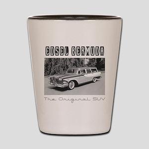 Edsel Bermuda, the Original SUV Shot Glass