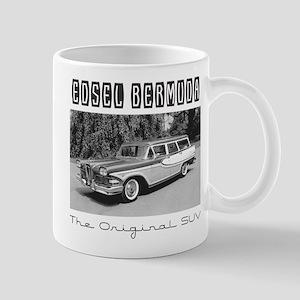Edsel Bermuda, the Original SUV Mugs