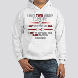 Eastbound and Down Two Rules Hooded Sweatshirt