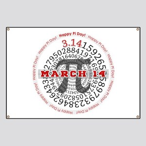 Happy Pi Day! 03-14 Banner