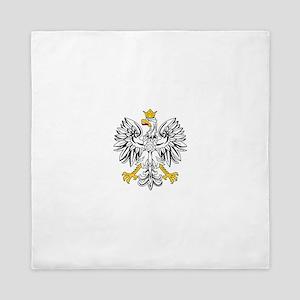 Polish Eagle Queen Duvet