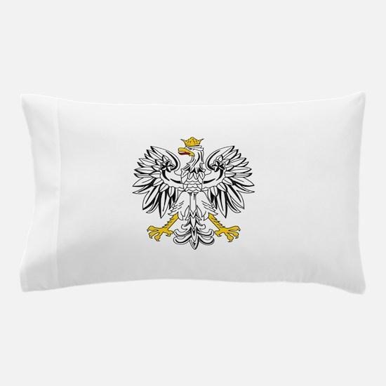 Polish Eagle Pillow Case