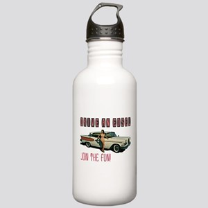 Drive an Edsel, Join t Stainless Water Bottle 1.0L