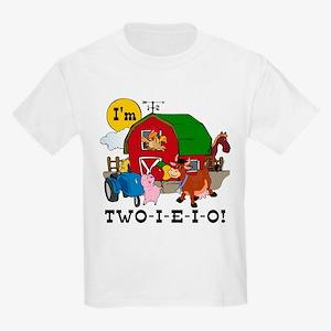 TWO-I-E-I-O Kids Light T-Shirt