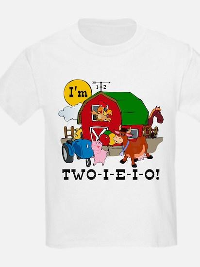 TWO-I-E-I-O T-Shirt