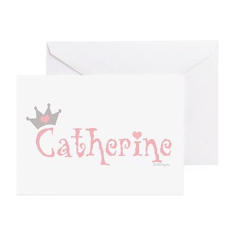 Princess Catherine Greeting Cards (Pk of 10)