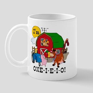 ONE-I-E-I-O Mug