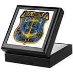 USS HARTLEY Keepsake Box
