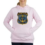 USS HARTLEY Women's Hooded Sweatshirt