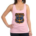 USS HARTLEY Racerback Tank Top