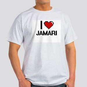 I Love Jamari T-Shirt