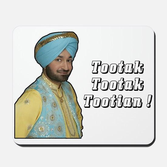 Malkit Singh - Mousepad