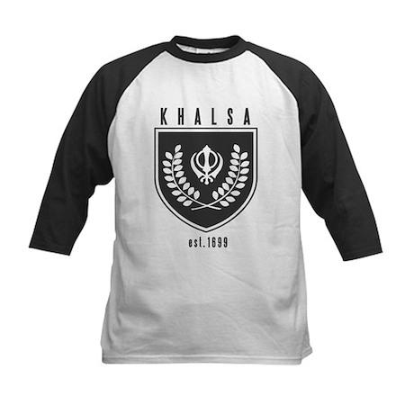 KHALSA - Kids Baseball Jersey