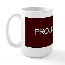 PROUDSIKH.us Large Mug