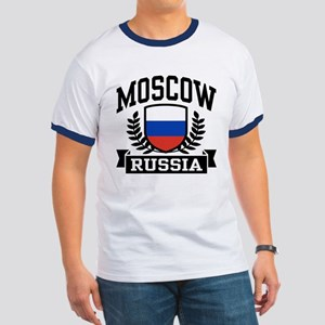 Moscow Russia Ringer T