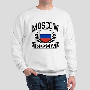 Moscow Russia Sweatshirt