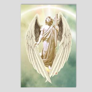 Angel Gabriel Postcards (Package of 8)