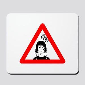 Risk for Splash - Austria Mousepad