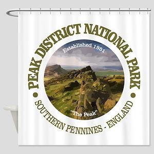 Peak District NP Shower Curtain