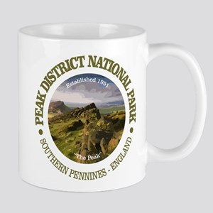 Peak District NP Mugs
