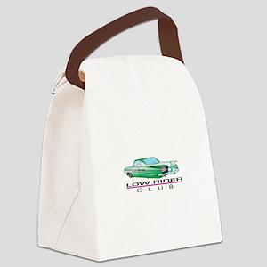 LOW RIDER CLUB Canvas Lunch Bag