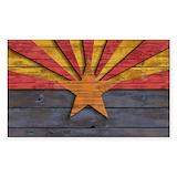 Arizona state flag Single