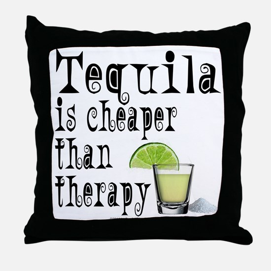 Cute Alcohol Throw Pillow